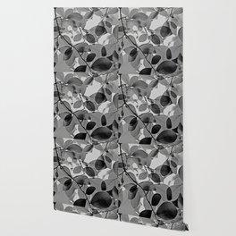 Sunlit Leaves Wallpaper