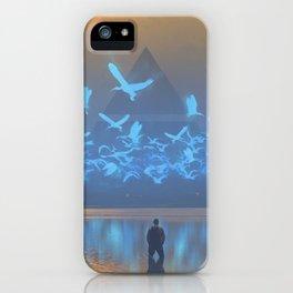Daze iPhone Case
