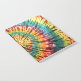 Tie Dye 19 Notebook