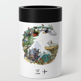 Studio Ghibli Can Cooler