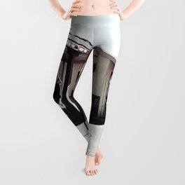 Within The Darkest Parts Of The Day Leggings