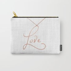 Love Pendant Carry-All Pouch
