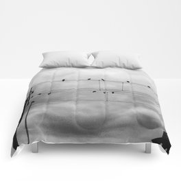 Weathering The Storm Comforters