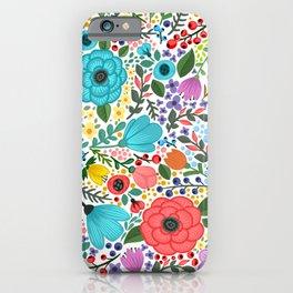 Ladybug Madness iPhone Case