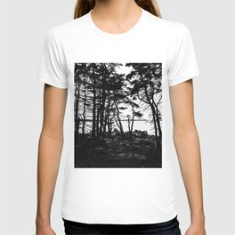 Acadia Trees T-shirt