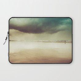Ocean Solitude Laptop Sleeve