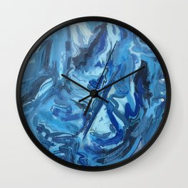 Is This What Artists Do? Wall Clock