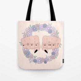 Girl Power 2018 Tote Bag