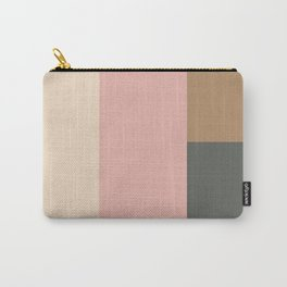 Contemporary Composition 24 Carry-All Pouch