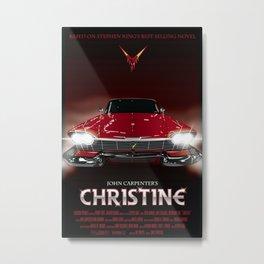 Christine(1983) Metal Print