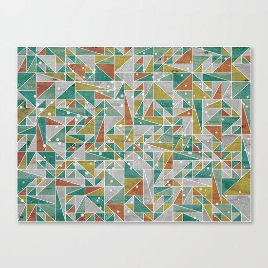 Shapes 008 ver. 2 Canvas Print