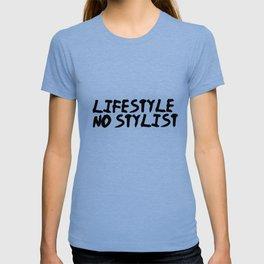 Lifestyle No Stylist T-shirt