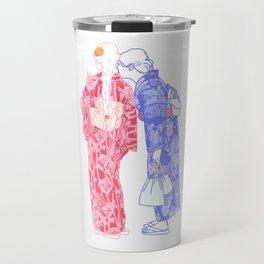 Japan Tech Travel Mug