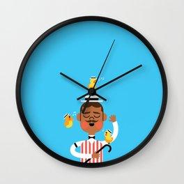 Barbershop Quartet Wall Clock