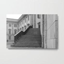 Piazzetta Reale Metal Print