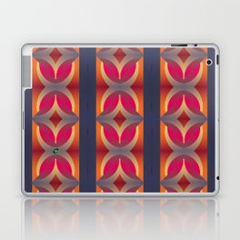 70's Geometric 1 Laptop & iPad Skin