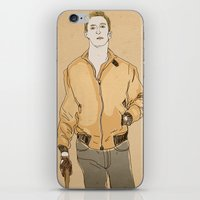 drive iPhone & iPod Skins featuring Drive by Marc Mif