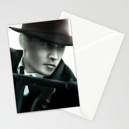 Johnny Depp// John Dillinger Stationery Cards