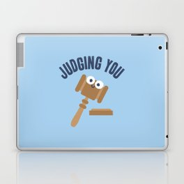 Held In Contempt Laptop & iPad Skin