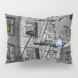 Building Lives, Sharing Spaces Pillow Sham