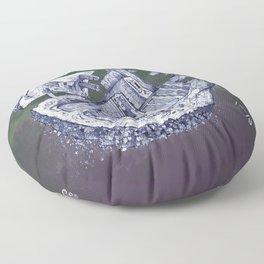 Puzzle Floor Pillow