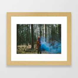Where Do the Lost Ones Go? Framed Art Print