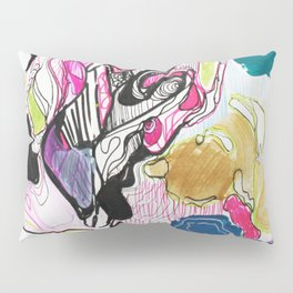 Sketchbook Selection Two Pillow Sham
