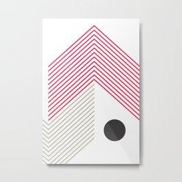 Abstract Composition 02  #society6 #decor #buyart Metal Print