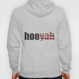 hooyah american flag version Hoody