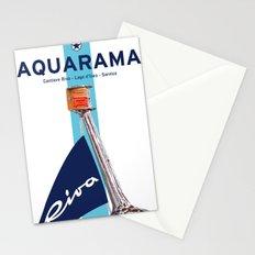 Riva Aquaram Vintage Art Print Poster Wooden Boat Stationery Cards