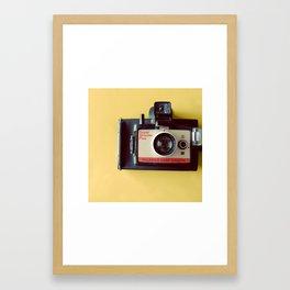 Super! Framed Art Print