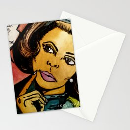 Popping Art Wait Stationery Cards