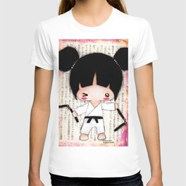 Martial Arts Girl T-shirt
