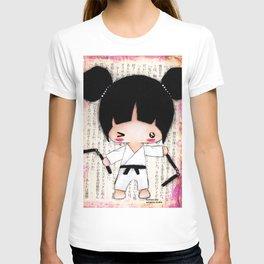 Martial Arts Girl T-shirt