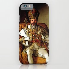Nick Offerman Is KING!  |  Ron Swanson  |  Parks and Recreation iPhone 6s Slim Case
