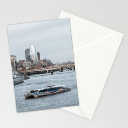 London River Thames Landscape Stationery Cards