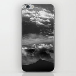 Veleta sunrise 11148 ft iPhone Skin