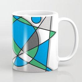 Abstract #83 Coffee Mug