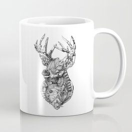 Deer Diary Coffee Mug
