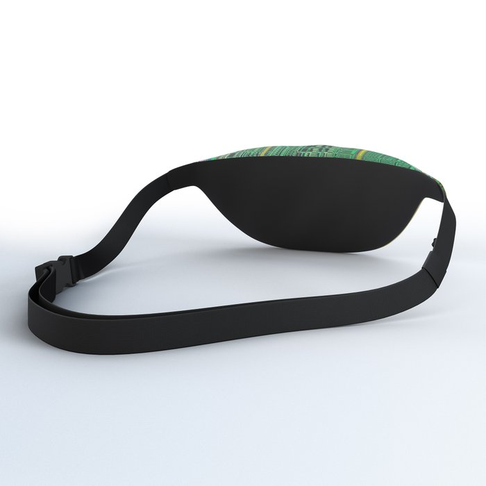 Atlante / CITIES over CITIES Fanny Pack