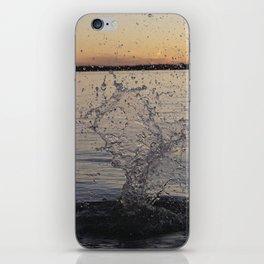 Waco Water Splash iPhone Skin