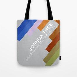 The colors of climbing spots - JOSHUA TREE Tote Bag