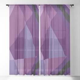 Heffalump Sheer Curtain