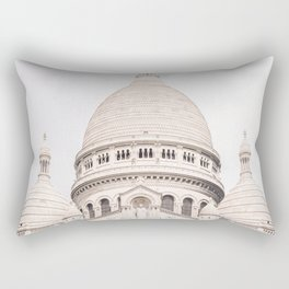 The Sacre-Coeur Basilica in Paris Rectangular Pillow