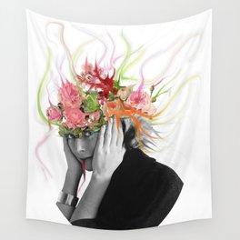 Familiar Feeling Wall Tapestry