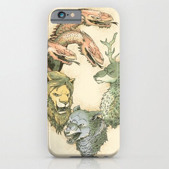 fight for the throne iPhone & iPod Case