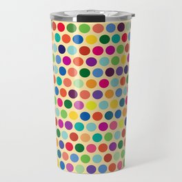 Geometric Pattern #4 Travel Mug
