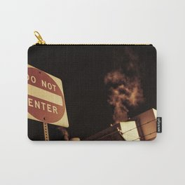 Do Not Enter Carry-All Pouch