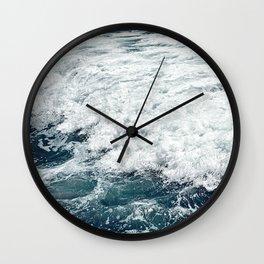Wave me Wall Clock