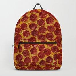 Pizza Pepperoni Backpack